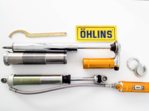 Ohlins amortizatoriai